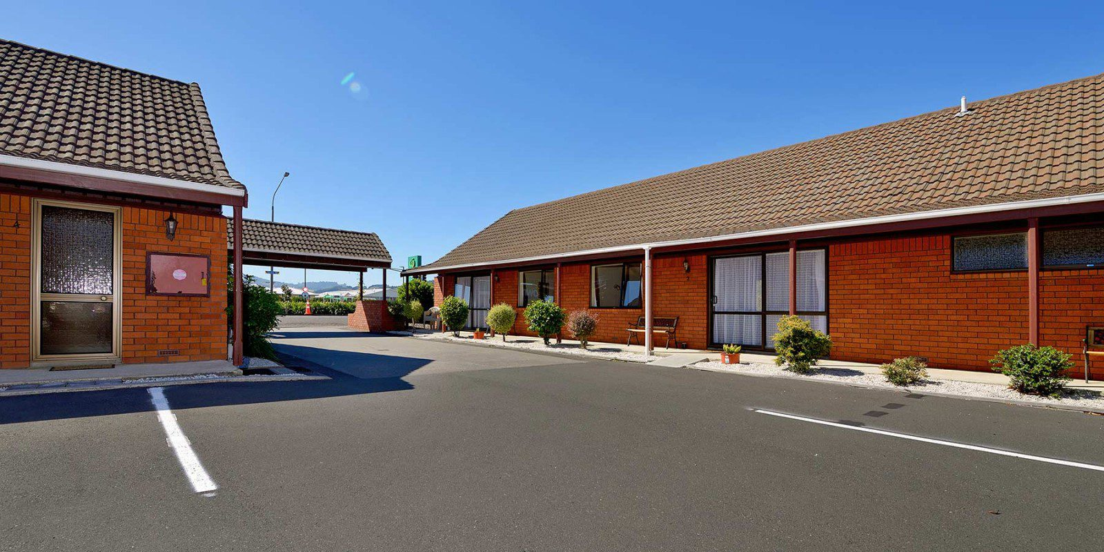 Mosgiel Motel Accommodation